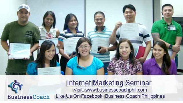 seminar in web marketing Marketing seminars and marketing plus a 1 day marketing seminar in las identify a handful of internet marketing initiatives that will generate more.