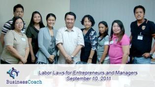 labor laws seminar