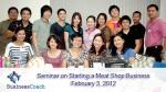 meat shop seminar