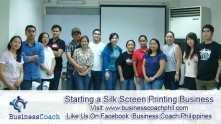 Starting a Silk Screen Printing Business (2)