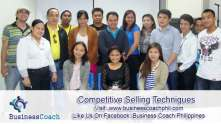 Competitive Selling Techniques (2)