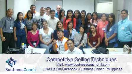 Competitive Selling Techniques (3)