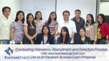 Conducting Interviews, Recruitment and Selection Process (1)