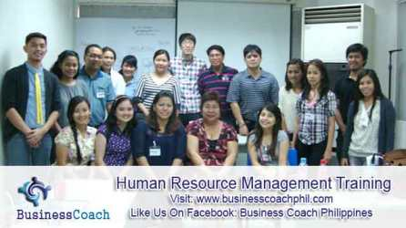 Human Resource Management Training (3)