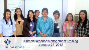 human resource management seminar