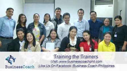 Training the Trainers (1)