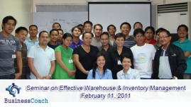 warehouse and inventory management