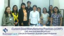 Current Good Manufacturing Practices (1)