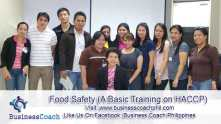 Food Safety (A Basic Training on HACCP) (1)