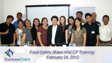 food safety seminar