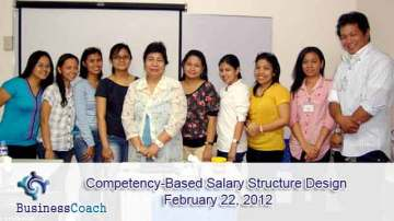 salary structure design