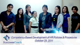 development of hr policies and procedures