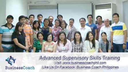Advanced Supervisory Skills Training (3)