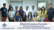 Effective Employee Discipline (1)