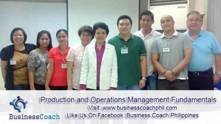 Production and Operations Management Fundamentals (2)