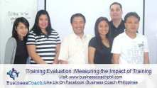 Training Evaluation- Measuring the Impact of Training (1)