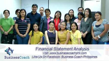 Financial Statement Analysis (3)